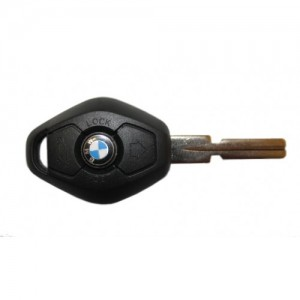 Ключ BMW HU58 315 Мгц EWS